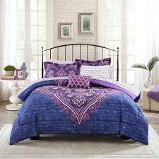 Comforter Set With Sheets Hana 8pc Comforter Sheets Boho Bedding Set U2013 Gogetglam