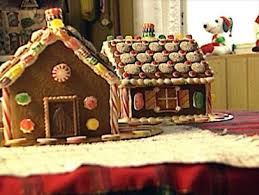 gingerbread house and ornaments recipe food network