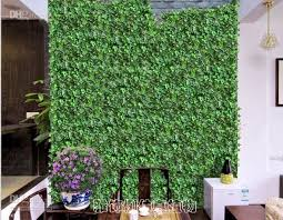 ivy home decor high simulation ivy climbing vines green leaf artificial silk
