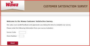 survey for gift cards mywawavisit win wawa gift cards by participating at wawa