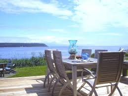 vancouver island beach house property rentals campbell river