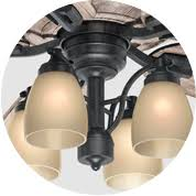 hunter 54 coral gables indoor outdoor fan coral gables outdoor with led light 54 inch ceiling fan hunter fan