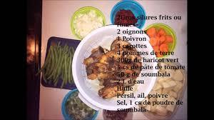 comment cuisiner le silure soupe de silure au soumbala les 3 s