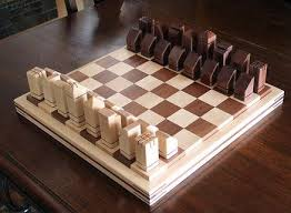 large wooden pieces best 25 wooden chess board ideas on chess pieces