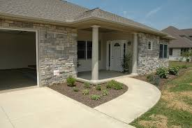Home Remodeling Universal Design Barrier Free No Step Level Front Entrance For A Universal Design