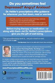 prescriptions without pills for relief from depression anger