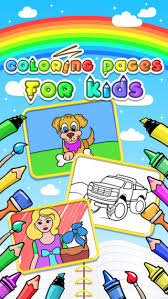 coloring pages for kids color book painting games for girls