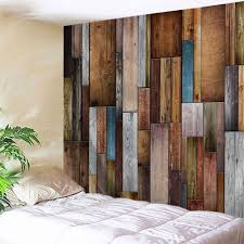 texture wall vintage wood texture wall decoration tapestry colormix w inch l