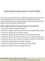 personal injury lawyer cover letter