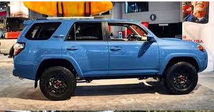 Trd Canada 2018 Trd Pro Colors Page 6 Toyota 4runner Forum Largest