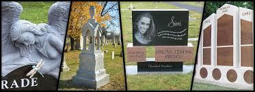 headstones and memorials custom headstones grave markers monument mausoleum designs