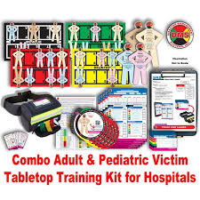 incident command table top exercises tabletop kits accessories