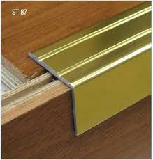 flush laminate stair nose molding install stair nose molding