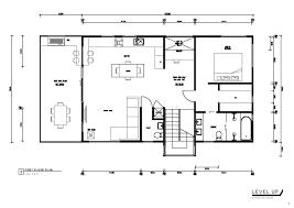 floor plan with scale presentation waima 08 06 16