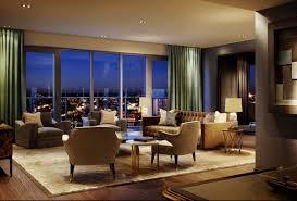 london penthouses by douglas mackie design