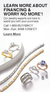 and jewelry rings macy s