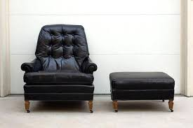 black leather club chair and ottoman fancy leather chair ottoman black leather chair ottoman leather club