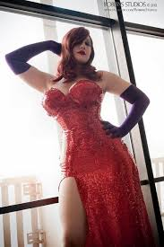 Halloween Costume Jessica Rabbit 14 Jessica Rabbit Halloween 2014 Images