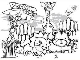 animals coloring sheets ant llc animal colouring sheets kids