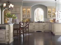 cream kitchen cabinets with glaze schrock u0027s grey stone glaze shown on coconut adds cool
