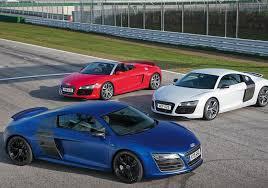 sports car audi r8 audi r8 scoops fourth successive sporting car of the