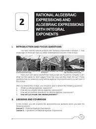 k 12 grade 8 learner u0027s module 2 pdf fraction mathematics