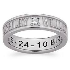 customized rings with names wedding rings for beautiful women wedding rings names engraved