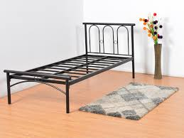 Single Bed Iron Frame Spectrum Iron Frame Single Bed By Housefull Buy And Sell Used