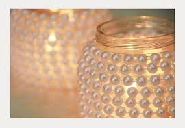 Candle Centerpieces Elegant Diy Pearl And Candle Centerpieces Mon Cheri Bridals