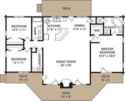 3 bedroom cabin floor plans floor plan for two storey house homepeek