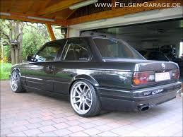 bmw e30 bmw e30 german style