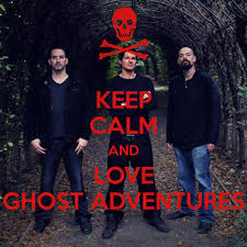 keep calm and love ghost adventures d ghost adventures