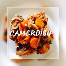 bonne cuisine camerounaise poulet dg