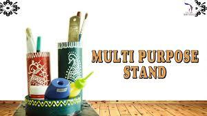 Home Decorating Art Diy Multipurpose Stand Home Decorating Ideas Children Art