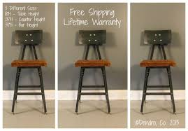 industrial metal bar stools with backs sofa excellent awesome wood and metal bar stool il 570xn 535494065