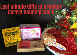 ceramic christmas tree with lights cracker barrel sweet cheeks adventures last minute gifts at cracker barrel country