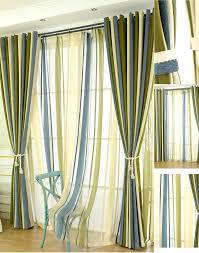 Lime Green Striped Curtains Multi Stripe Curtains Curtains Multi Stripe Door Screen