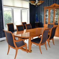 Hickory Dining Room Table by Wood Dining Room Chairs Provisionsdining Com