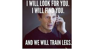 Gym Partner Meme - when your gym partner tries to bail on you monday workout memes
