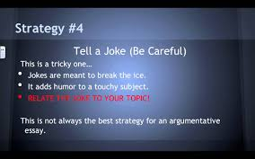 Persuasive Essay Examples For 6th Grade Attention Getters In 6th Grade Argumentative Essay Youtube