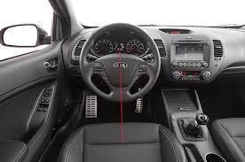 kia steering wheel kia flawed with annoying steering wheel illusion kia forte