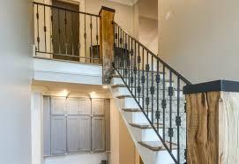 metal banister ideas custom metal stair railings louisville ky hecks metal works