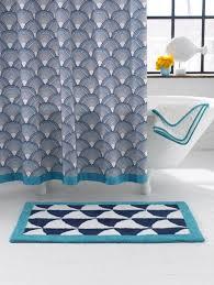 Jonathan Adler Curtains Designs Design Ideas Patterned Shower Curtain From Jonathan Adler