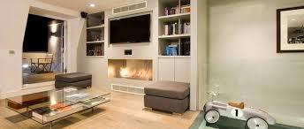amenager bureau dans salon amenager bureau dans salon accessoires cheminée pour un coin feu