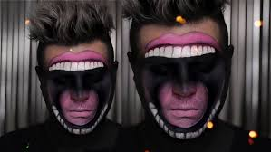 mouth face paint tutorial alex faction youtube