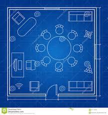 Floor Plan Furniture Symbols Office Floor Plan Furniture Symbols Office Floor Plan With Linear