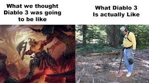 Diablo Meme - d3 in a nutshell diablo iii general discussion diablo iii