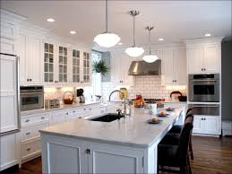 White Marble Kitchen by Stone Subway Tile Backsplash Kitchen White Stone Backsplash