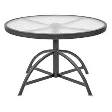 Patio Table Glass Top Replacement by Bar Furniture Round Glass Patio Table Black Glass Patio Table