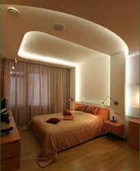 top designs plasterboard ceiling and drywall with led lights in